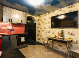 Апартаментос на Автозаводской, бюджетный отель в Москве