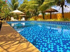 Pousada Costeira da Barra, hotel em Maragogi