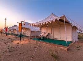 Rajwadi Desert Camp