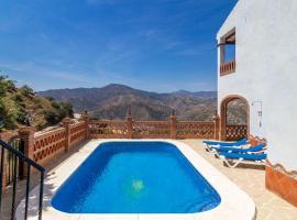 Villa with pool in Álora (El Chorro)