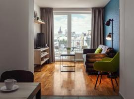 EA Hotel Apartments Wenceslas Square, Ferienunterkunft in Prag