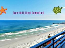 Ocean Walk 1707 1 BR Oceanfront