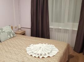 """Бутик-Отель """"Доходный Дом Листратовой"""", отель в Иркутске"""