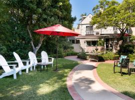 New Listing! 8 Suites At Iconic De La Vina Inn Home