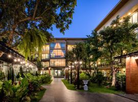 T-REX BURIRAM BOUTIQUE HOTEL New Hotel in Buriram