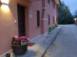 Quo Vadis Qui Vieni, hotel in Rovigo