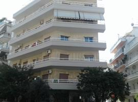 Big Apartment near the Center, self catering accommodation in Patra