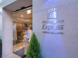 Holiday Inn Express - Lisbon - Plaza Saldanha