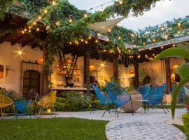 Los 10 mejores hoteles 5 estrellas en Antigua Guatemala ...