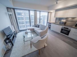 BRAND NEW: Yorkville Executive Suite