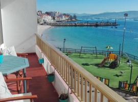 Apartamento Rías Baixas - 1a Línea Playa Raxó