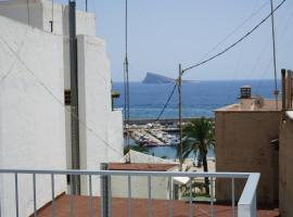 PESCADORS APARTAMENTOS CENTRO PLAYA, hotel económico en Benidorm
