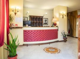 Hotel Alessandro Della Spina, отель в Пизе