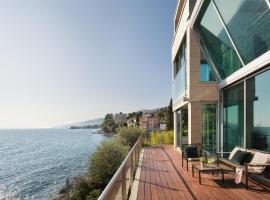 Apartments Villa Arentz, hotel with pools in Opatija