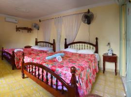 Hostal Nelba & Carlos, hôtel à Trinidad