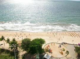 Flat Localizado em Hotel de Recife