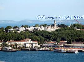 Gülhanepark Hotel Istanbul