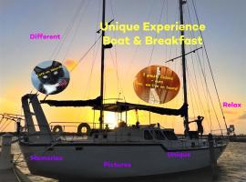 Boat and Breakfast in Aruba