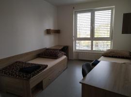 Ubytovací zařízení Koleje Pedagog – hotel w pobliżu miejsca Čtyři Dvory Shopping Mall w Czeskich Budziejowicach