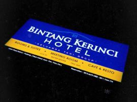 Bintang Kerinci Hotel, budget hotel in Kayu Aro