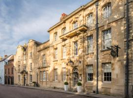 Vanbrugh House Hotel, hotel in Oxford