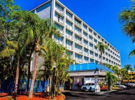 Rodeway Inn Miami I-95, hotel in North Miami