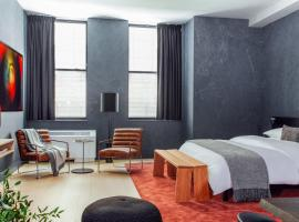LYRIC | 70 Pine NYC, pet-friendly hotel in New York