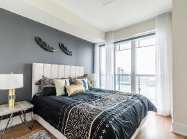 Simply Comfort. Modern Downtown Apartment