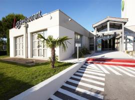 Kyriad Montpellier Aéroport - Gare Sud de France, hotel in Mauguio