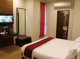 PurpleBeds by VITS - Agra, hotel in Agra
