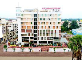 Hotel Patliputra Continental, hôtel à Patna