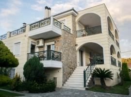 Villa Kritharia , Sea , Nature & Relax, pet-friendly hotel in Volos