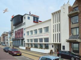Belgische Loodsensociëteit, hotel in Vlissingen