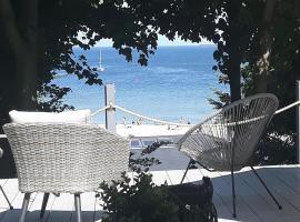 Błękitny Żagiel – hotel w pobliżu miejsca Przystań jachtowa Marina Gdynia w mieście Gdynia