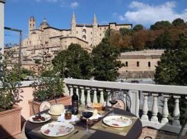 Balcone sulle Meraviglie, hotel in Urbino