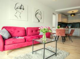 W&K Apartments White&Grey