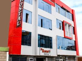 Hostal D' Rosas, hotel in Tacna