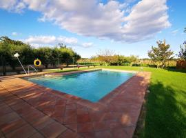 Pleasant Holiday Home in Gerona with Swimming Pool