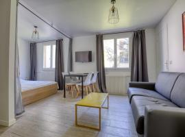 HostnFly apartments - Magnificent studio near the canal de l'Ourcq