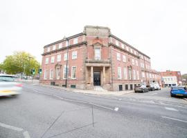 George Hotel, hotel in Stoke on Trent