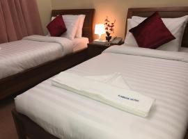 Al Karnak Hotel, hotel in Dubai