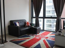CR201 Duplex Home by Homez Suite, apartment in Butterworth