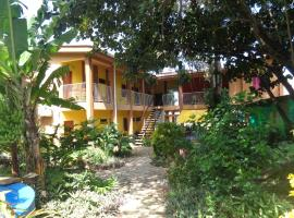 Hotel Santo Pozo, hotel near Christ of the Mercy, San Juan del Sur