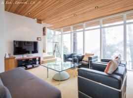 Carmel Modern Design 2 bed 2 bath