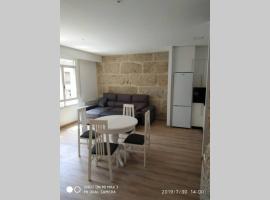 Villa Trabazos Abellas, alojamiento con cocina en Ourense