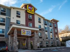 My Place Hotel-Shakopee, MN, self-catering accommodation in Shakopee