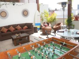 Barranco Wasi, family hotel in Lima
