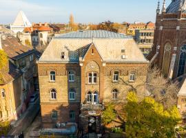 Dominik Panzió: Budapeşte'de bir Oda ve Kahvaltı