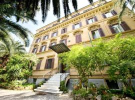 Palm Gallery Hotel, hotel in Rome