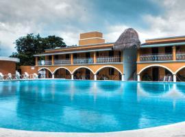 Hotel Hacienda Campestre, hotel en Chetumal